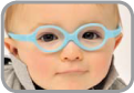 Frames for babies - our miraflex range of babies glasses