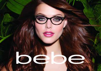 Bebe glasses frames