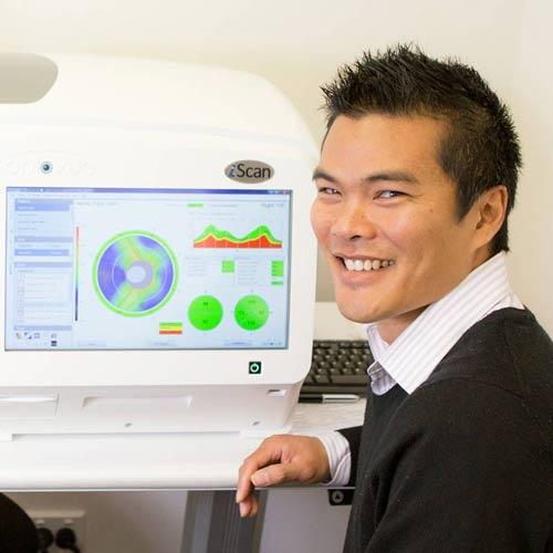Green Hills Optometrist Jason Tang
